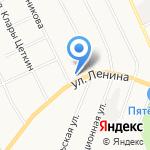 Торговая компания на карте Берёзовского
