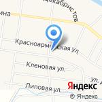 Сервисный центр на карте Большого Истока