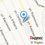 ЯрЭлектро на карте Берёзовского