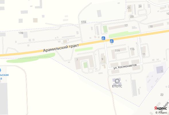 купить квартиру в ЖК На Космонавтов