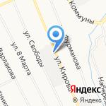 УралМодуль на карте Берёзовского