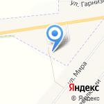 Екатеринбургский техникум отраслевых технологий и сервиса на карте Арамиля