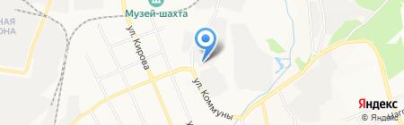 РОСТ на карте Берёзовского