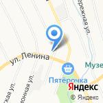 Авто-плюс на карте Берёзовского