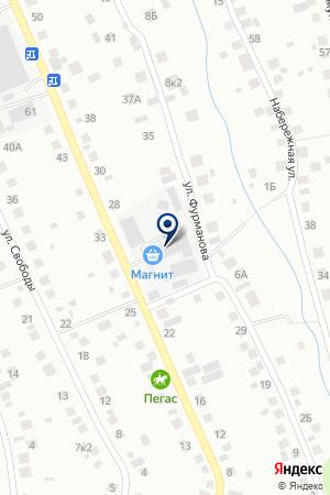 СЕМЕНОВ И.А. на карте Березовского