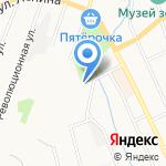 Производственно-торговая фирма на карте Берёзовского