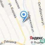 Транспортная компания на карте Берёзовского