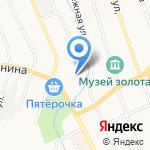 ГЕРМЕС на карте Берёзовского
