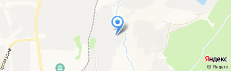 Аргон66 на карте Берёзовского