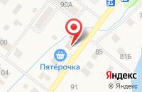 Схема проезда до компании Продуктовый магазин в Патрушах