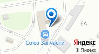 Компания Эридан на карте