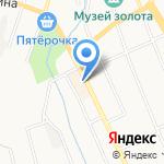 СКБ-банк на карте Берёзовского