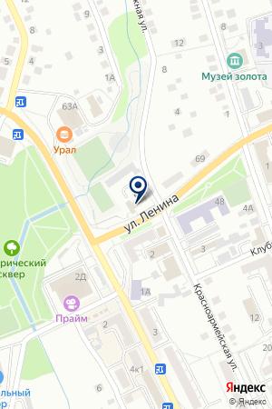 ФОТОСАЛОН ФОТО ДЛЯ ВАС на карте Березовского