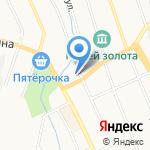 Жилищно-сервисная служба плюс на карте Берёзовского