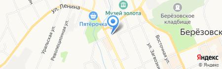 Управление культуры и спорта на карте Берёзовского