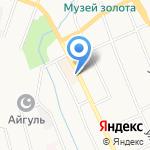 Салон-парикмахерская на карте Берёзовского