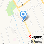Авто Мороз на карте Берёзовского