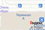 Схема проезда до компании Foto fan strips в Екатеринбурге