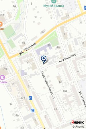 ТОРГОВЫЙ ДОМ СВАРКА на карте Березовского
