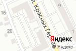 Схема проезда до компании Автозапчасти 222 в Берёзовском