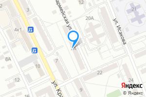 Снять двухкомнатную квартиру в Берёзовском Свердловская область, Берёзовский, улица Красных Героев, 7А