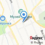 Фотосалон на карте Берёзовского