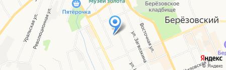 Сателлит на карте Берёзовского