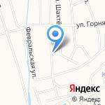 Кисарин Ю.П. на карте Берёзовского