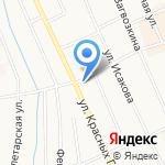 Блеск на карте Берёзовского