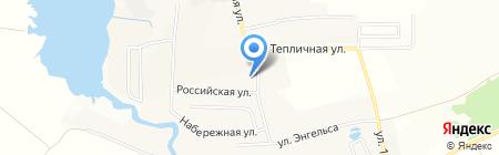 Банкомат Уральский банк Сбербанка России на карте Бородулино