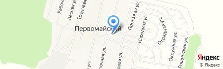 Фельдшерский пункт на карте Бородулино