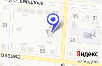 Схема проезда до компании СВЯЗЬИНФОРМ в Сысерте