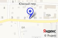 Схема проезда до компании СРЕДНЯЯ ШКОЛА N 16 СЕЛА ВЕРХНЯЯ КАБАНКА в Пласте