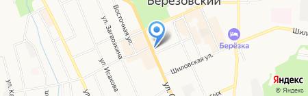 Руслан на карте Берёзовского
