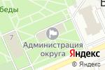 Схема проезда до компании Флагман в Берёзовском