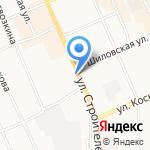 Газпромнефть-Урал на карте Берёзовского