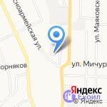 Альфа-Авто на карте Берёзовского