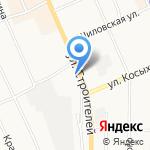Мастерская по изготовлению ключей на карте Берёзовского