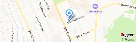 Твой Дом на карте Берёзовского