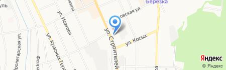 Территориальная комиссия по делам несовершеннолетних и защите их прав на карте Берёзовского