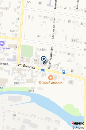 МАГАЗИН АВТОМИР на карте Сысерти