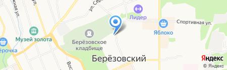 Супер-Няня на карте Берёзовского