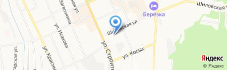 Детский сад №12 на карте Берёзовского