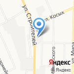 Газпром газораспределение Екатеринбург на карте Берёзовского