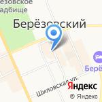 Бум-строй на карте Берёзовского