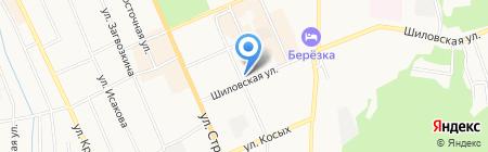 Домовой на карте Берёзовского