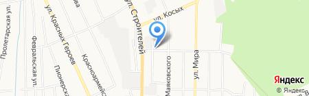 АвтоБест на карте Берёзовского