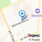 Альянс на карте Берёзовского