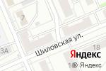 Схема проезда до компании Альянс в Берёзовском