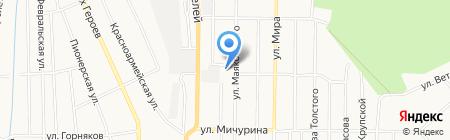 Генерация на карте Берёзовского